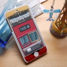 Ultracase iPhone手机壳香港特色红色