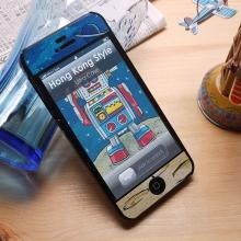 Ultracase iPhone手机壳香港特色机器人